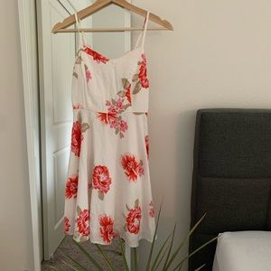 Old Navy Petite Floral Dress